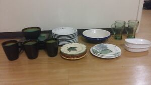 Dishes Plates Bowls