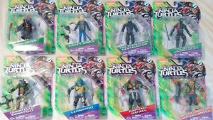 TMNT Out of the Shadows Figures