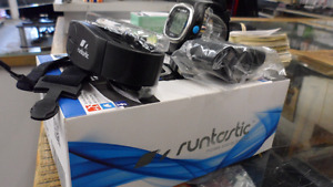 Runtastic  GPS and Heart Monitor ( have 2 in stock)