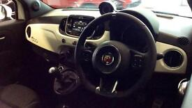 2017 Abarth 595 T-JET 145 Manual Petrol Hatchback