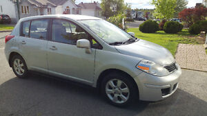 2008 Nissan Versa SL Bicorps, manuelle