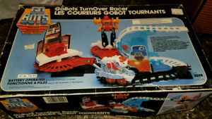 Go Bots Turnover Racer Tonka 1985