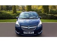 2016 Vauxhall Meriva 1.4T 16V SE 5dr Automatic Petrol Estate