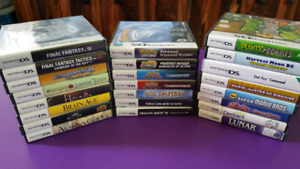 Nintendo Games - DS, SNES, N64, Gamecube, and more