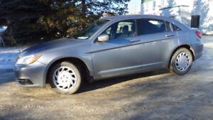 14 200 - AUTO - 4 DOOR - LOADED - A/C - ONLY 100,000KMS