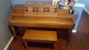 Baldwin family piano