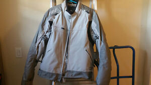 CAN-AM Jackets and pants.