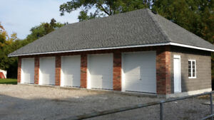 Garage for rent - Storage, Downtown Burlington $250/month