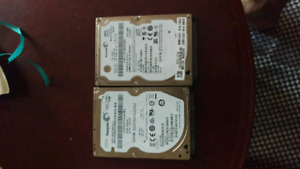 Hard drive for lap top