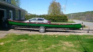 26' sharpe canoe