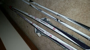 Cross Country Ski set Women's