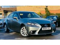 2014 Lexus IS 300 2.5 Executive Edition E-CVT 4dr Saloon Hybrid – Petrol/Electri