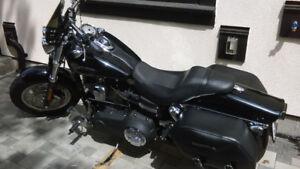 2011 Harley Davidson, FatBob DYNA FXDF