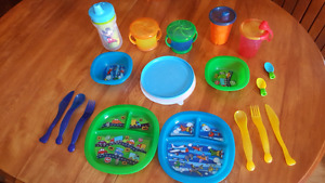 Kid dishes