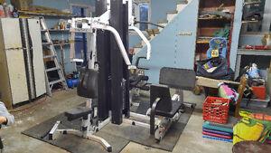 Exerciseur BodySolid EXM3000 LPS