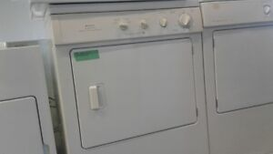 Frigidaire Gallery White Front Load Heavy Duty Stackable Dryer