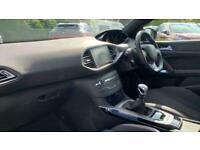 2018 Peugeot 308 1.5 BlueHDi GT Line (s/s) 5dr Hatchback Diesel Manual