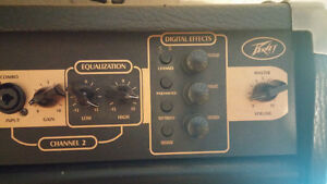 Acoustic amp with built in effects and looping Cambridge Kitchener Area image 3