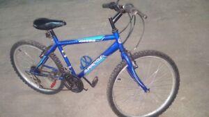 18 speeds junior bicycle