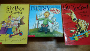 3 Scott Nash illustrated children's picture books