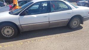 1995 White Concord Sedan