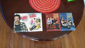 Two and a half Men and My name is Earl