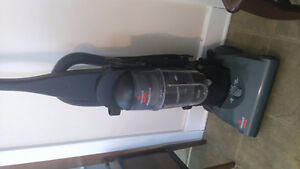 Bissell Powerforce Upright Vacuum and attachments.