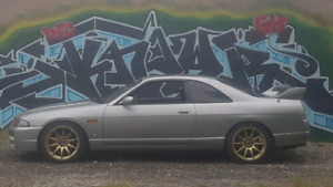 1997 skyline gtst 5spd only 44k