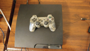 PS3/Controller/Games