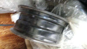 GOODYEAR TIRES 4 RIMS, 3 TIRES FOR SALE