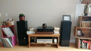 Post Audio Tower Speakers - $100 Price reduced!!!