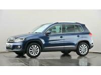 2014 Volkswagen Tiguan 2.0 TDi BlueMotion Tech Match 5dr SUV diesel Manual