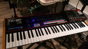Roland JX3P with PG200