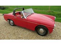 1965 MG Midget 1275 Convertible Petrol Manual