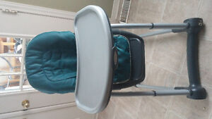 graco 3 in 1 highchair