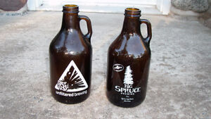 Attention Students 1 Litre Beer Growlers