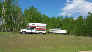 Summer Dream for sale, Truck, Camper, and Boat for sale
