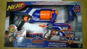 Nerf / BoomCo Blasters, Remote Control Car, Red Rocking Moose
