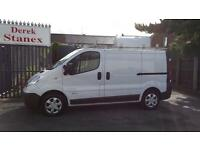 DECEMBER 2O13 RENAULT TRAFFIC I ONLY 34000 MILES FROM NEW MANUFACTURES WARRENTY,
