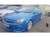 2006 Vauxhall Astra 2.0i 16v VXR 240ps * Arden Blue * 62k Miles * Previous Cat D