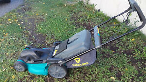"16"" Electric Lawnmower, New Condition"