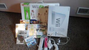 Console wii 100$