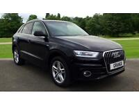 2014 Audi Q3 2.0 TDI S Line 5dr Manual Diesel Estate