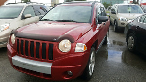 JEEP COMPASS 2009 LIMITED