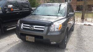 2007 Honda Pilot EX-L SUV, Crossover