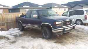 94 Chevy 4x4 for trade