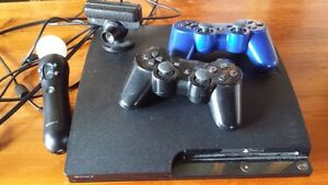 PS3 evertything included bundle