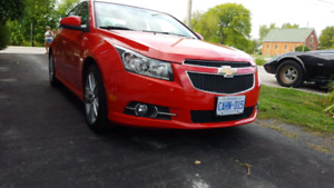 2014 Chevy Cruze RS LTZ Turbo