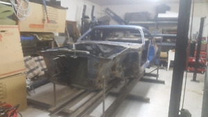 72 challenger* Project car*(New parts included)