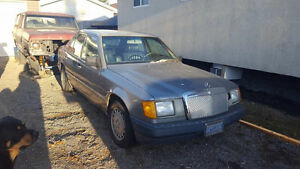 1987 Mercedes-Benz 260E -BEST OFFER
